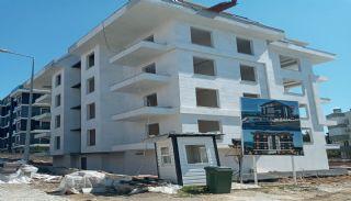 Элегантные Квартиры в 400 м от Пляжа в Аланье, Авсаллар, Фотографии строительства-1