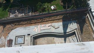 Элегантные Квартиры в 400 м от Пляжа в Аланье, Авсаллар, Фотографии строительства-2