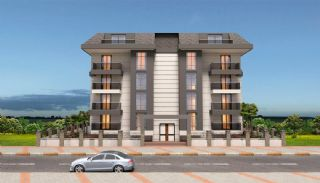 Elegant Apartments 400 mt to the Beach in Alanya Avsallar, Alanya / Avsallar - video