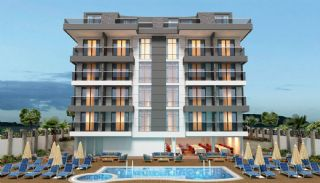 Elegant Apartments 400 mt to the Beach in Alanya Avsallar, Alanya / Avsallar