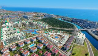 Exclusive Apartments with Hotel Comfort in Turkler Alanya, Alanya / Turkler - video