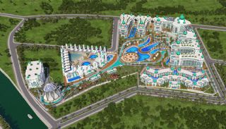 Alanya Houses Close to the Beach in the Unique Project, Alanya / Turkler - video