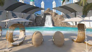 Дома в Аланье в Уникальном Проекте Недалеко от Пляжа, Алания / Тюрклер - video