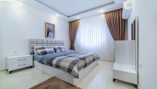 Eersteklas Appartementen 650m van Mahmutlar Strand in Alanya, Interieur Foto-10