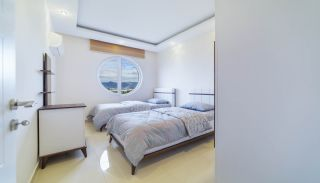 Eersteklas Appartementen 650m van Mahmutlar Strand in Alanya, Interieur Foto-12