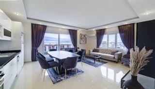 Eersteklas Appartementen 650m van Mahmutlar Strand in Alanya, Interieur Foto-2
