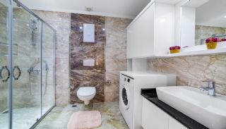 Eersteklas Appartementen 650m van Mahmutlar Strand in Alanya, Interieur Foto-18