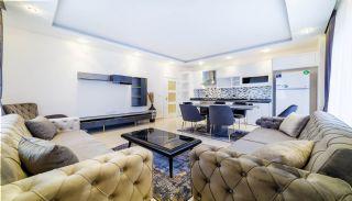 Eersteklas Appartementen 650m van Mahmutlar Strand in Alanya, Interieur Foto-3