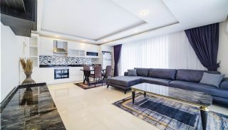 Eersteklas Appartementen 650m van Mahmutlar Strand in Alanya, Interieur Foto-5