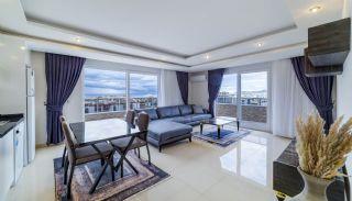 Eersteklas Appartementen 650m van Mahmutlar Strand in Alanya, Interieur Foto-6