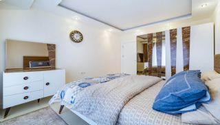 Eersteklas Appartementen 650m van Mahmutlar Strand in Alanya, Interieur Foto-8