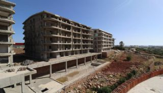 Centrally Located Alanya Apartments in Oba with Sea View, Construction Photos-1