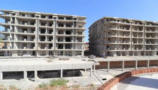 Centrally Located Alanya Apartments in Oba with Sea View, Construction Photos-2