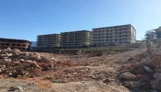 Centrally Located Alanya Apartments in Oba with Sea View, Construction Photos-3