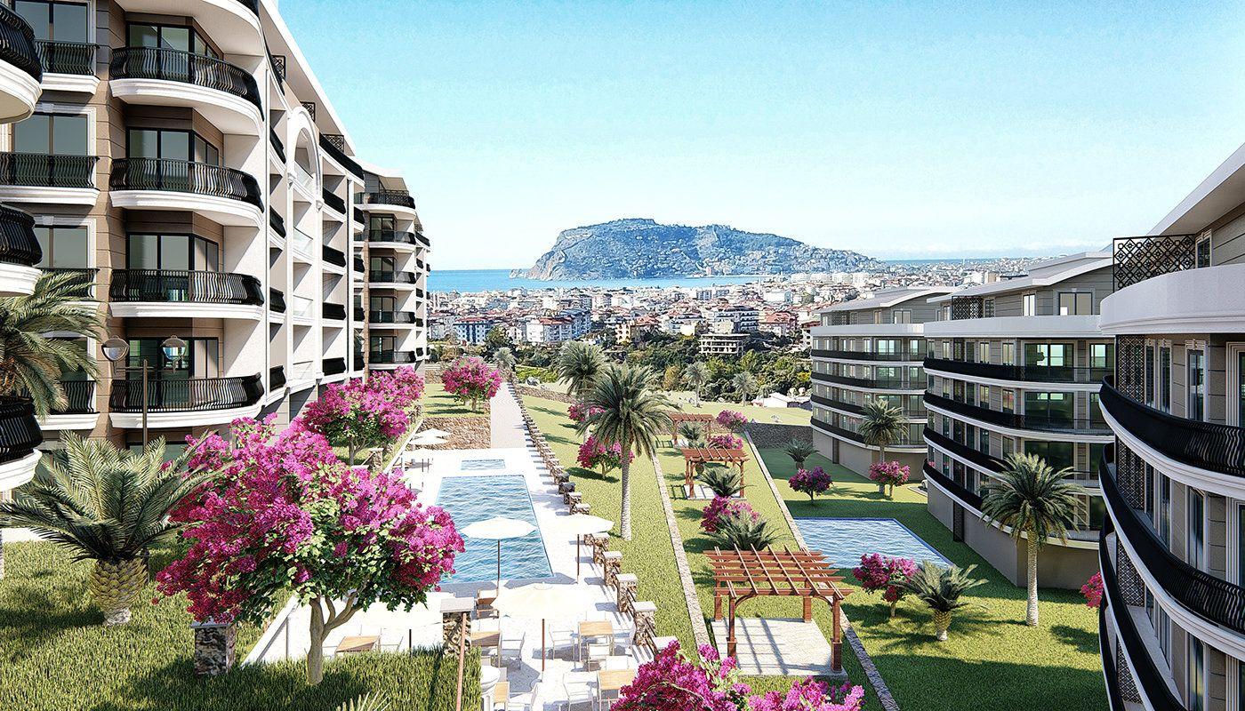 à vendre en Turquie, Mediterranean, Alanya