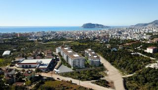 Centrally Located Alanya Apartments in Oba with Sea View, Alanya / Oba - video