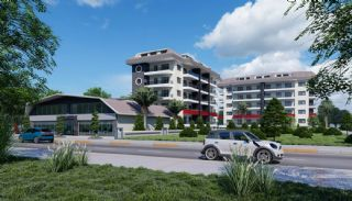 Central Flats with Luxurious Facilities in Kestel Alanya, Alanya / Kestel - video