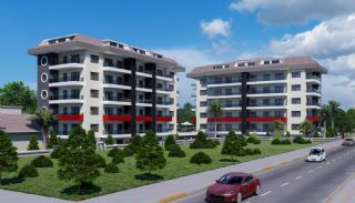 Central Flats with Luxurious Facilities in Kestel Alanya, Alanya / Kestel