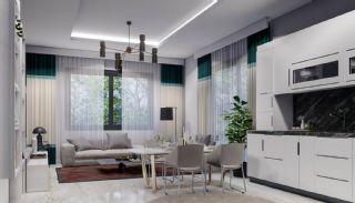 Central Flats with Luxurious Facilities in Kestel Alanya, Interior Photos-1