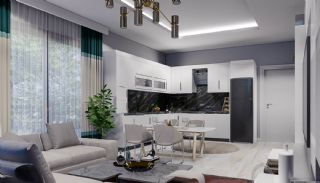 Central Flats with Luxurious Facilities in Kestel Alanya, Interior Photos-2