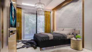 Central Flats with Luxurious Facilities in Kestel Alanya, Interior Photos-4