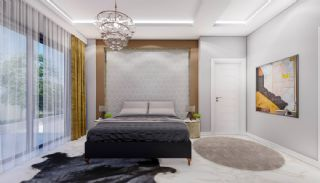 Central Flats with Luxurious Facilities in Kestel Alanya, Interior Photos-5
