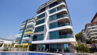 Seafront Apartments Close to All Facilities in Alanya, Alanya / Kargicak