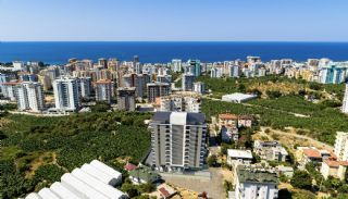 First-Class Flats with Sea View in Alanya Mahmutlar, Alanya / Mahmutlar - video