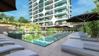 First-Class Flats with Sea View in Alanya Mahmutlar, Alanya / Mahmutlar