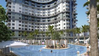 Ultra-Luxus Immobilien in Alanya mit 5-Sterne-Hotel-Komfort, Alanya / Mahmutlar - video