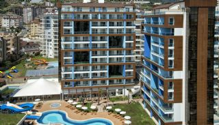 Quality Apartments Surrounded by Social Amenities in Alanya, Alanya / Cikcilli