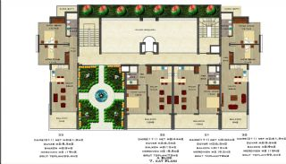 Quality Apartments Surrounded by Social Amenities in Alanya, Property Plans-4