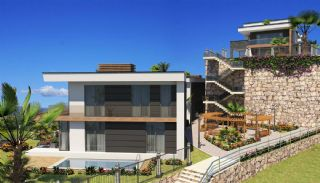Sea View Alanya Villas with Private Pool and Garden, Alanya / Konakli - video