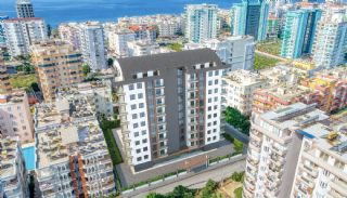 Sea and Mountain View Alanya Flats 300 mt to the Beach, Alanya / Mahmutlar - video