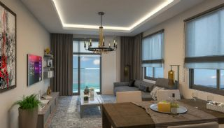 Appartements Alanya Vue Mer et Montagne à 300 m de la Plage, Photo Interieur-2