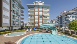 Seafront Apartments in Kestel 2 km to Alanya Center, Alanya / Kestel - video