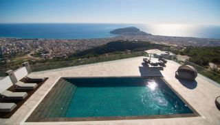 Ultra-Luxe Design 4+2 vrijstaande Villa's in Bektaş, Alanya / Bektas - video