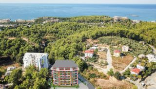 New 1+1 Apartments in Alanya 800 mt to the Beach, Property Plans-3
