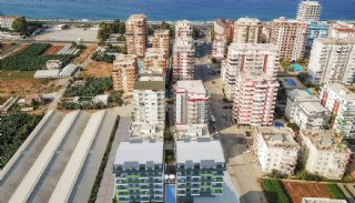 Luxury Apartments in Mahmutlar Alanya Near the Beach, Alanya / Mahmutlar - video