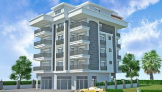 Apartments in the Center of Alanya 670 mt to the Beach, Alanya / Center