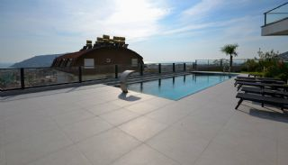 Sea and Nature View Duplex Apartments in Alanya Center, Alanya / Center - video