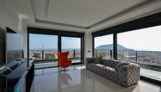 Sea and Nature View Duplex Apartments in Alanya Center, Interior Photos-2