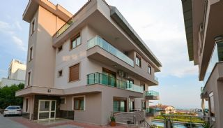 Ready 3+1 Duplex Apartments in Alanya with Generator, Alanya / Center