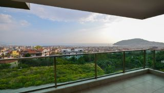 Ready 3+1 Duplex Apartments in Alanya with Generator, Interior Photos-16