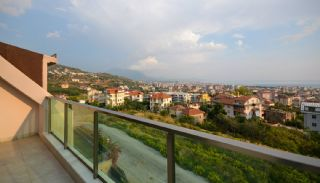 Ready 3+1 Duplex Apartments in Alanya with Generator, Interior Photos-19