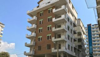 Investment Apartments in Mahmutlar 450 mt to the Beach, Construction Photos-1
