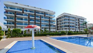 Luxueux Appartements à 200 M de la Plage à Kestel Alanya, Alanya / Kestel - video