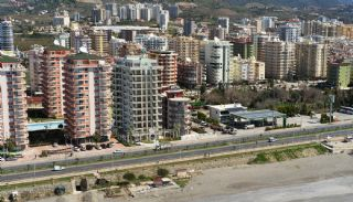 Seafront Apartments in Alanya, Mahmutlar with Luxury Design, Alanya / Mahmutlar - video