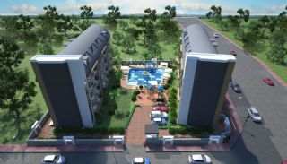 Well-Located Alanya Apartments in Oba with Luxury Design, Alanya / Oba - video