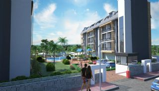 Well-Located Alanya Apartments in Oba with Luxury Design, Alanya / Oba